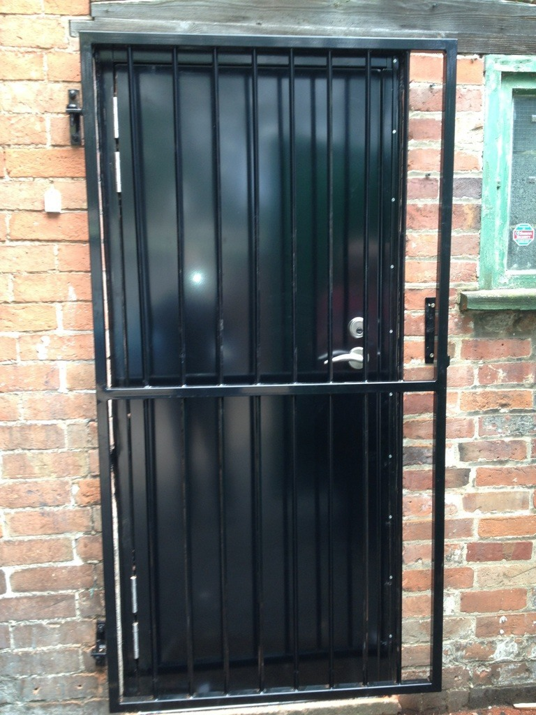 Security Door and Gate - Loughborough