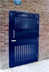 Substation Door